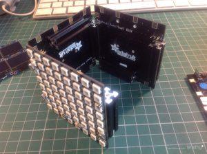Adafruit Neopixel with MakerBeam
